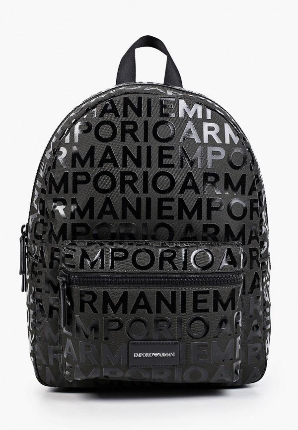 рюкзак emporio armani для мальчика, хаки