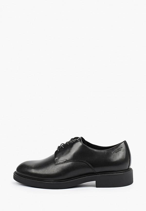мужские туфли vagabond, черные