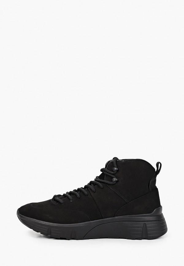мужские кроссовки vagabond, черные