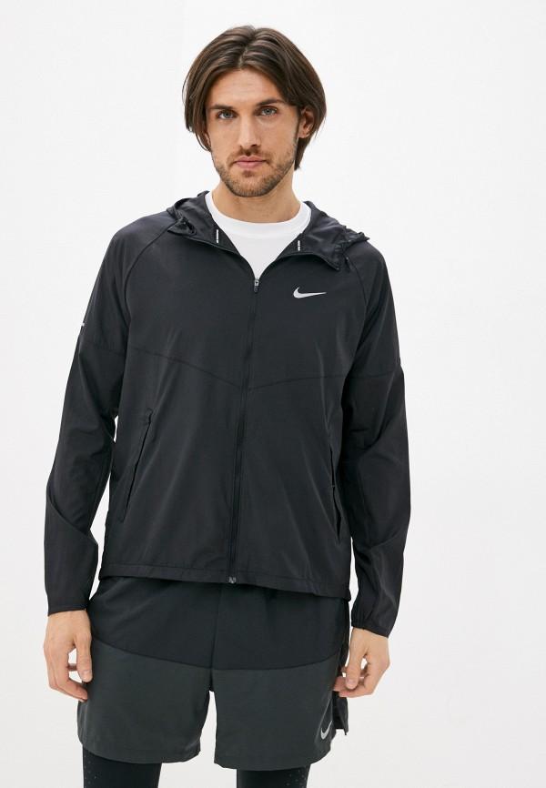Куртка Nike черного цвета