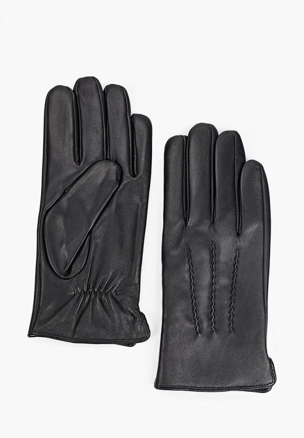 Перчатки Fabretti черного цвета