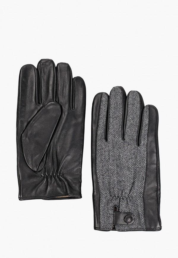Перчатки Fabretti серого цвета