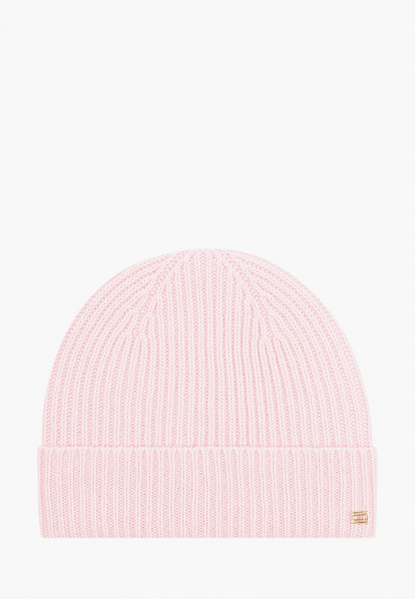 Шапка Tommy Hilfiger розового цвета