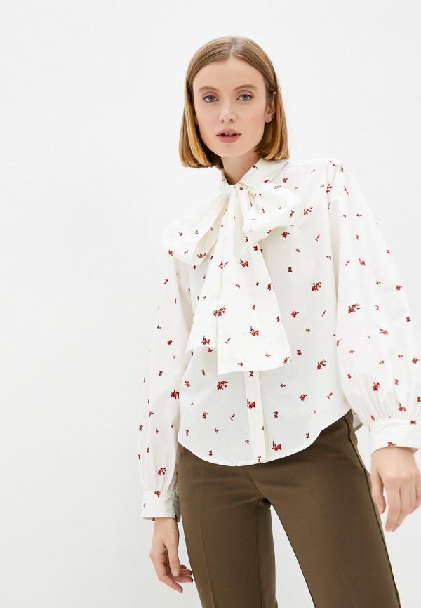 женская рубашка с длинным рукавом levi's®, белая