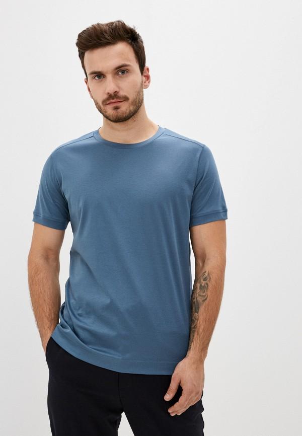 мужская футболка zimmerli, серая