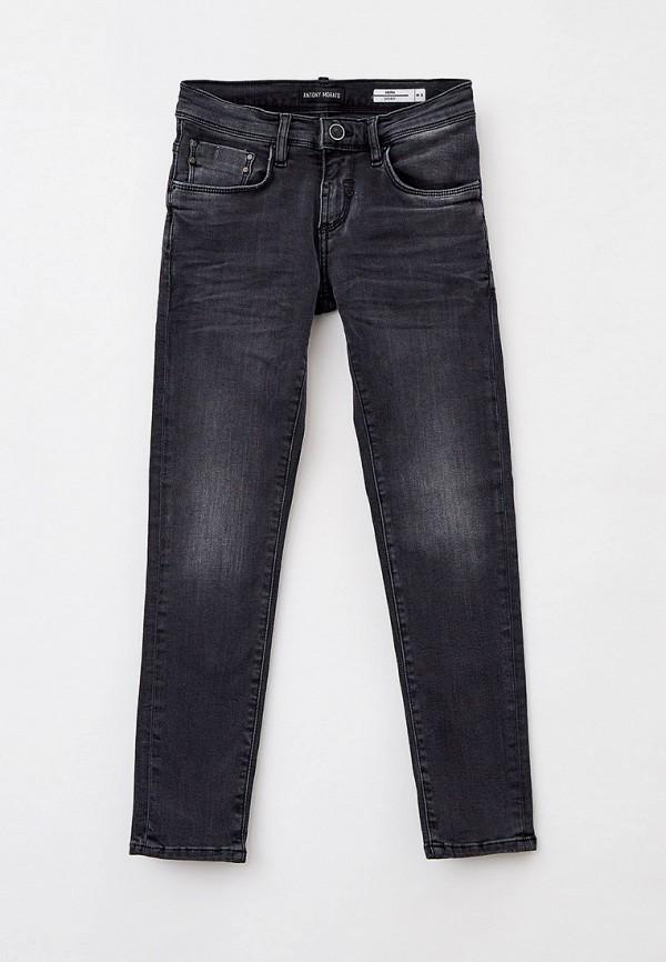 джинсы antony morato для мальчика, синие