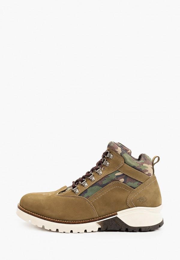 мужские ботинки el tempo, хаки