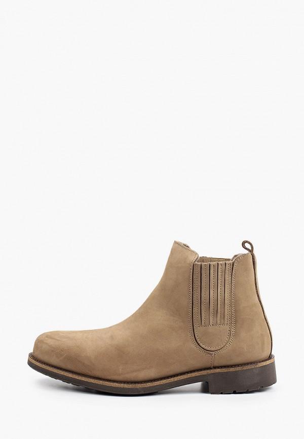 мужские ботинки el tempo, бежевые