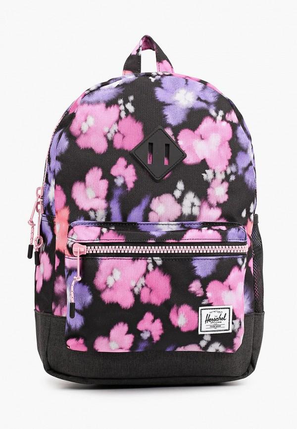 рюкзак herschel supply co для девочки, фиолетовый