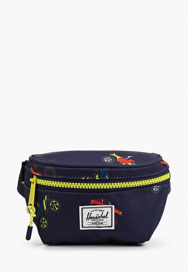 поясные сумка herschel supply co малыши, синяя