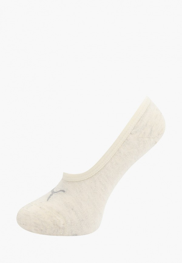 Носки 3 пары PUMA бежевого цвета