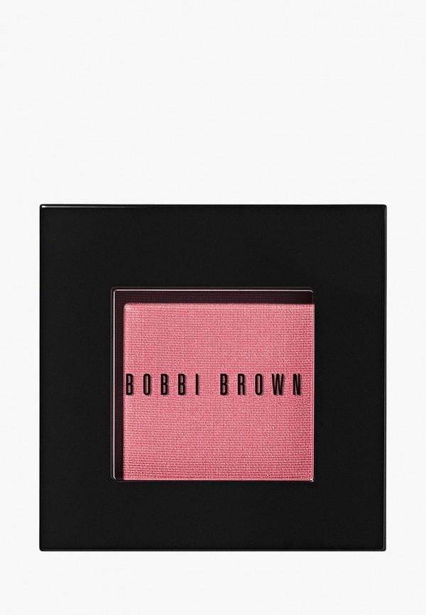 женская румяна bobbi brown, розовая