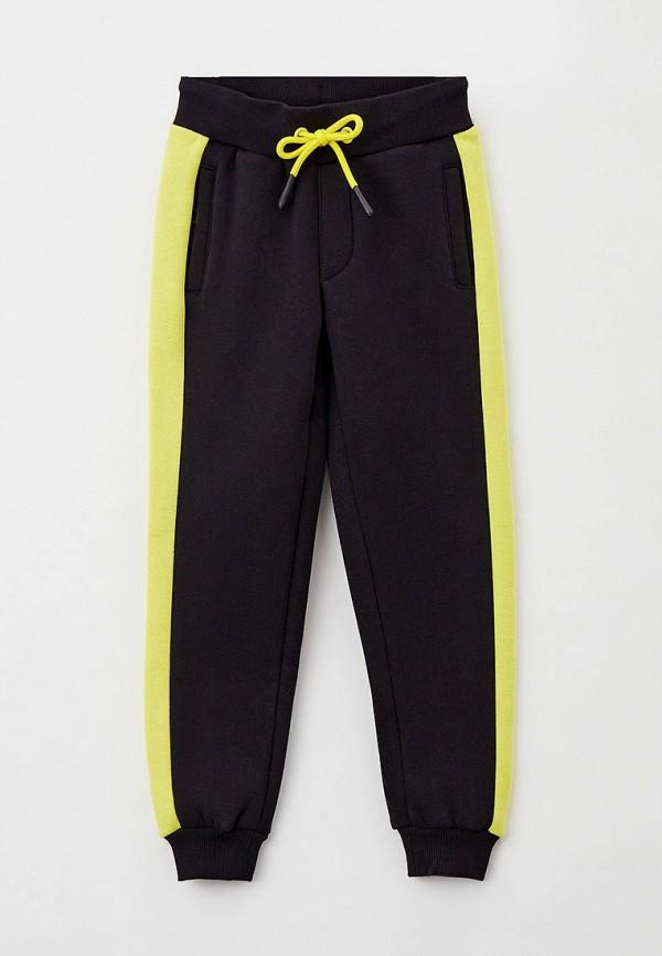 спортивные брюки mexx для мальчика, черные