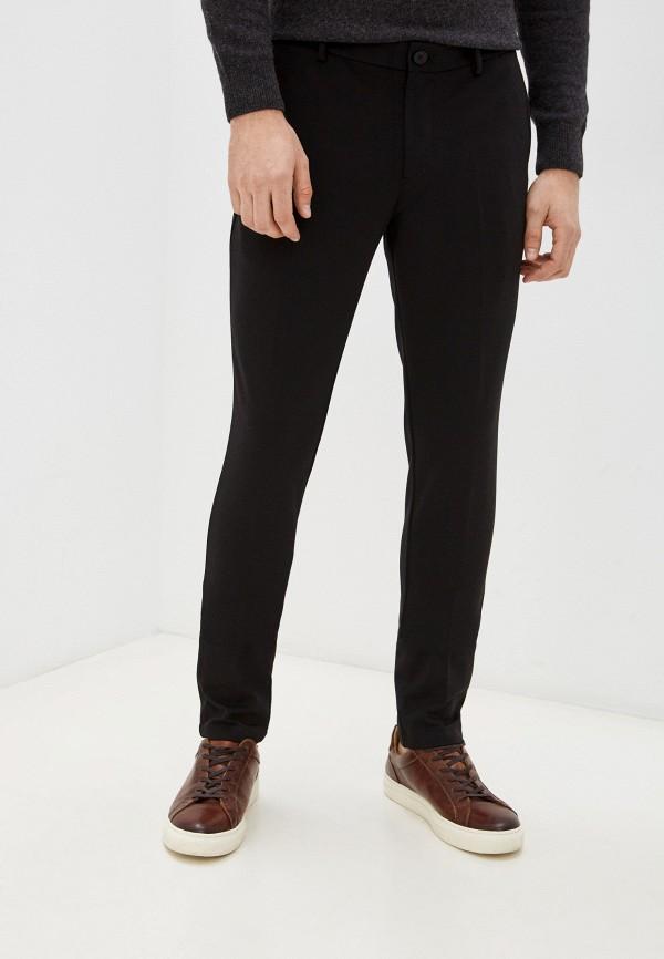 мужские классические брюки mexx, черные