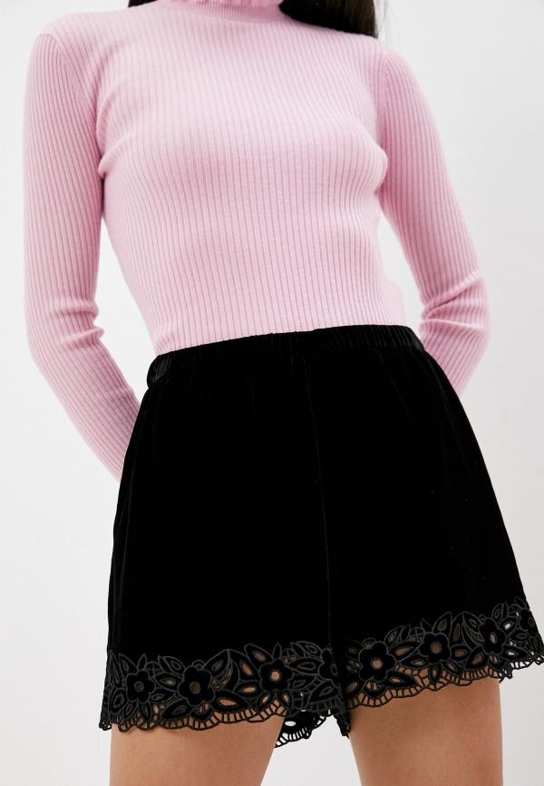 женские повседневные шорты twinset milano, черные