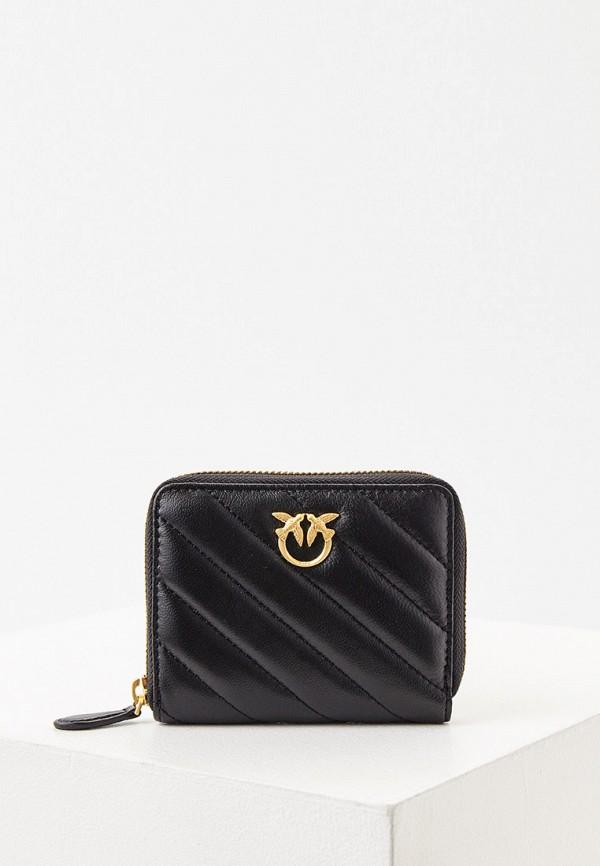 женский кошелёк pinko, черный