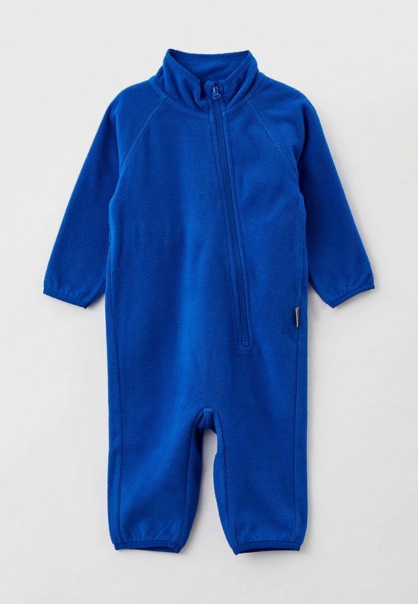 комбинезон с брюками lassie by reima для мальчика, синий