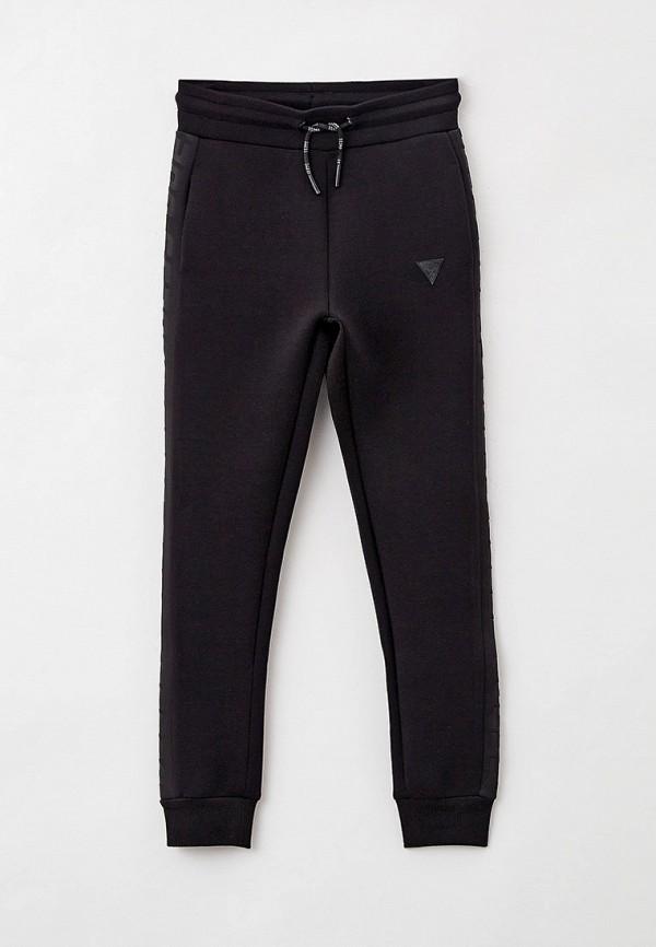 спортивные брюки guess для девочки, черные