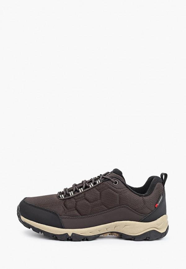 мужские низкие кроссовки strobbs, коричневые