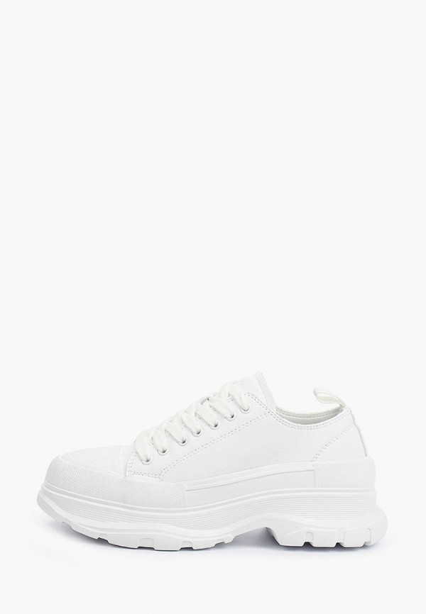 женские низкие кроссовки strobbs, белые