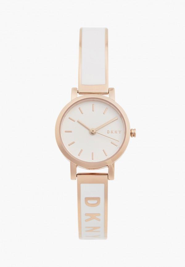женские часы dkny, белые