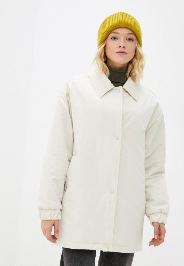 женская куртка shartrez, бежевая
