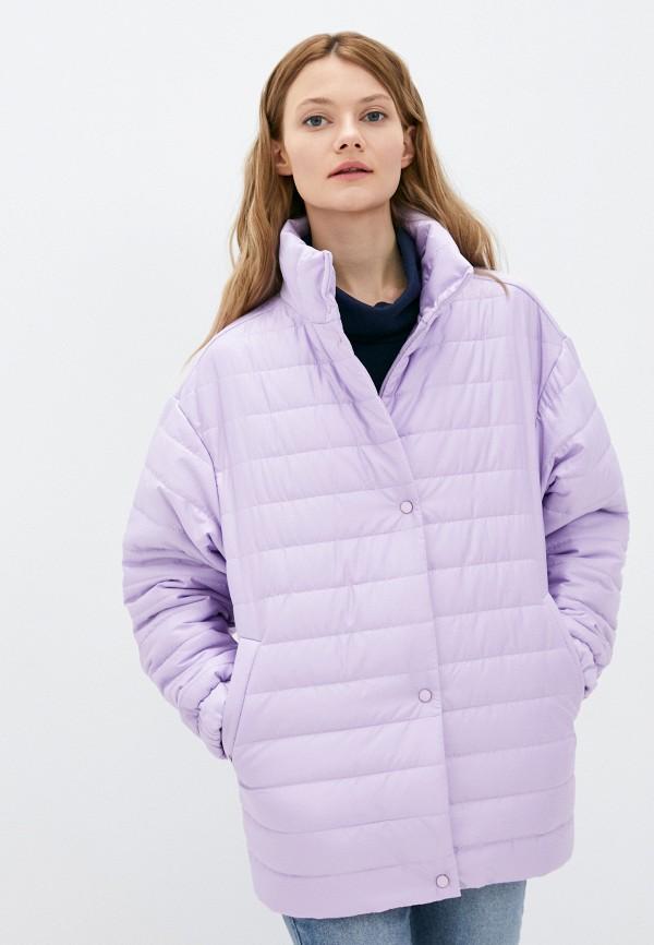 женская куртка shartrez, фиолетовая