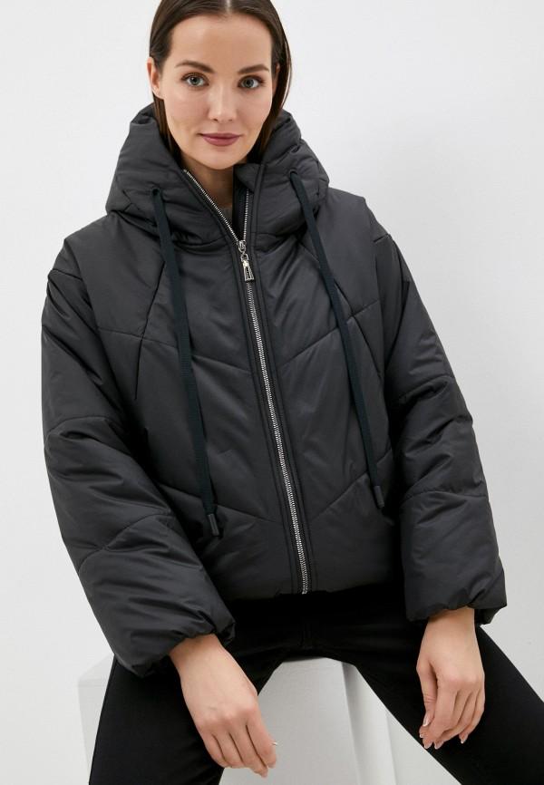 женская куртка shartrez, черная