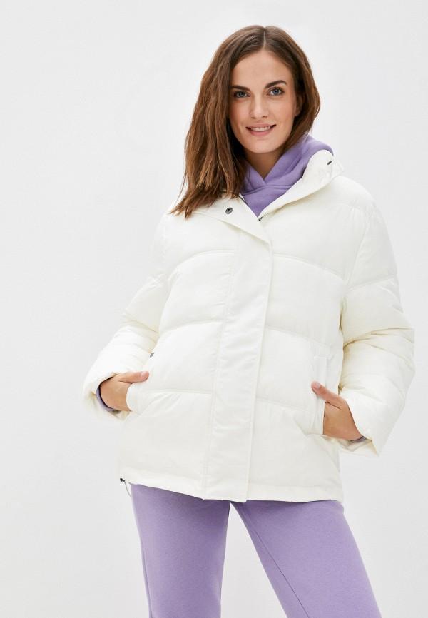 женская куртка unq, белая