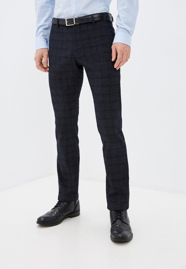 мужские прямые брюки galvanni, серые