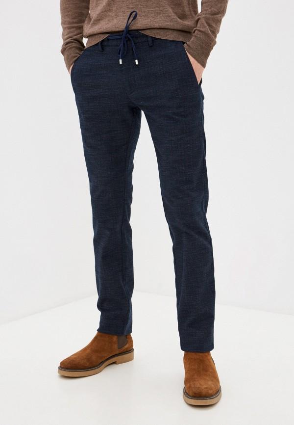 мужские повседневные брюки galvanni, синие