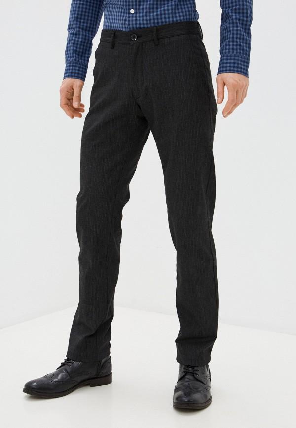 мужские классические брюки galvanni, серые