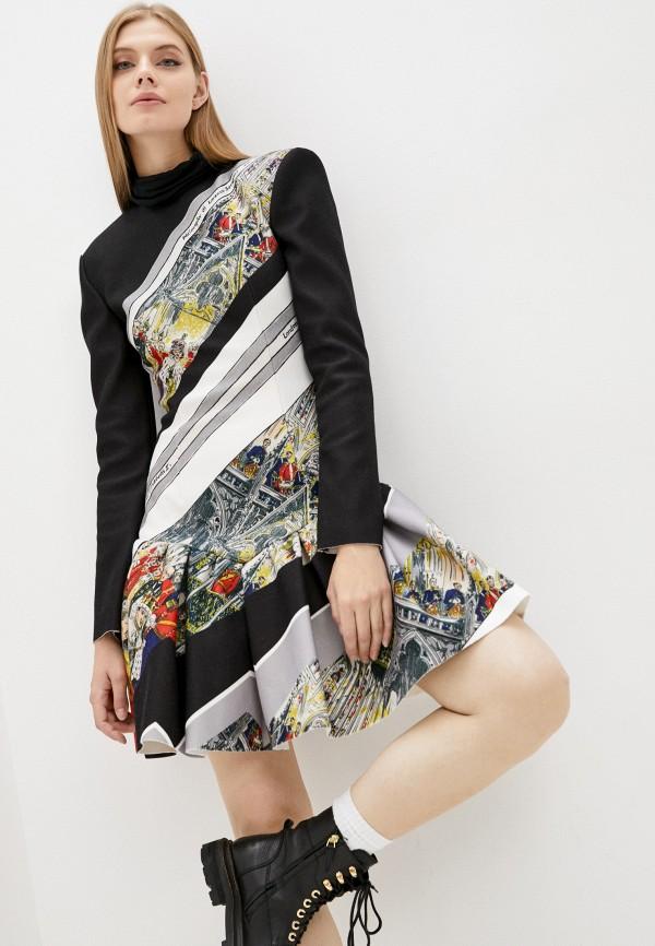 женское повседневные платье philosophy di lorenzo serafini, разноцветное