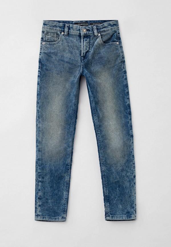 брюки guess для мальчика, голубые