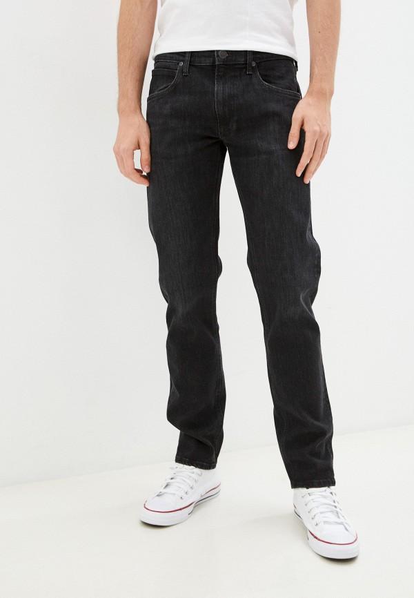 мужские прямые джинсы lee, черные