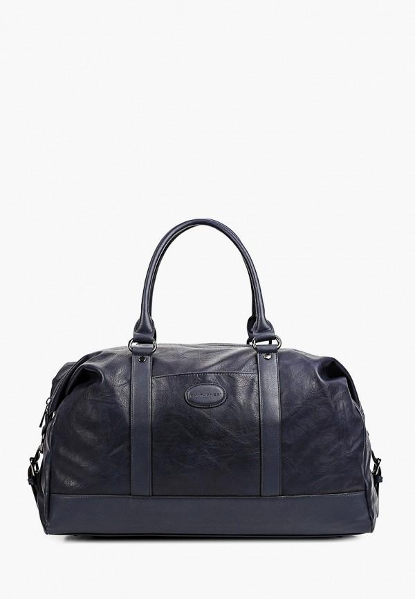 женская дорожные сумка david jones, синяя