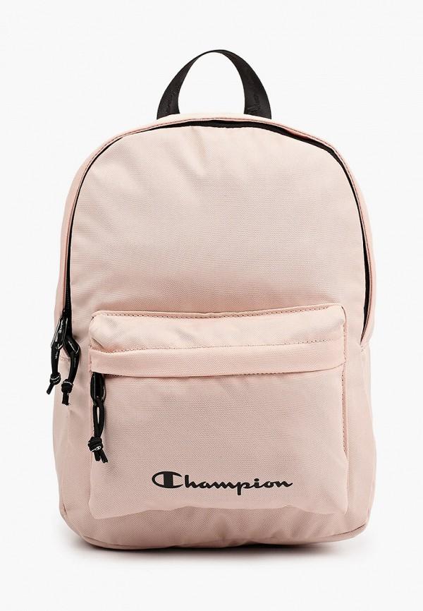 женский рюкзак champion, розовый