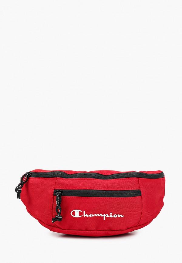 женская поясные сумка champion, красная