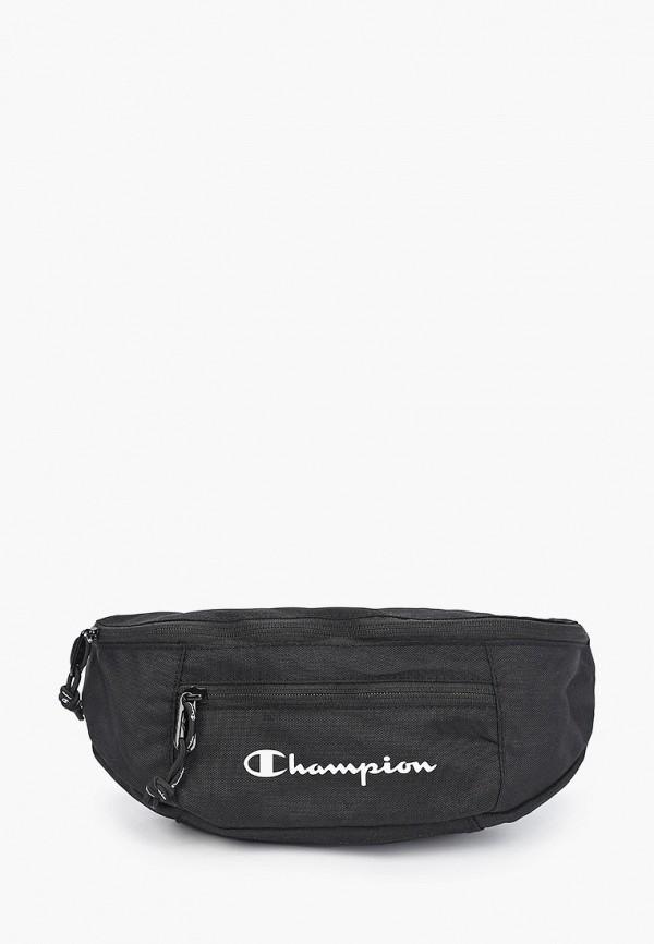 женская поясные сумка champion, черная