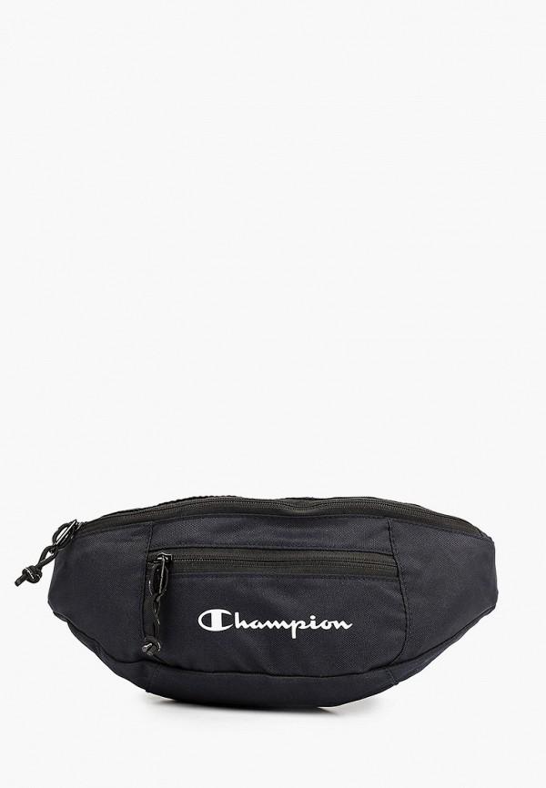 женская поясные сумка champion, синяя