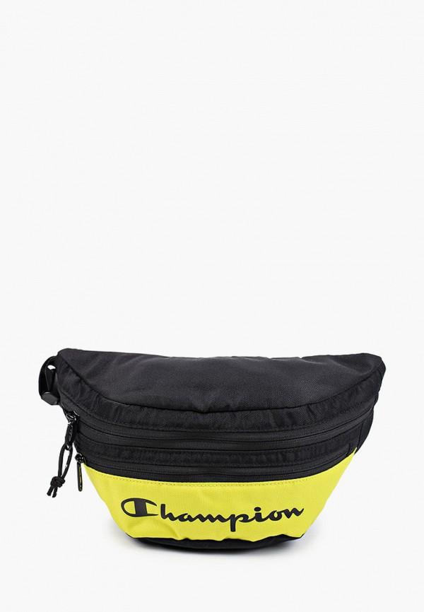 женская поясные сумка champion, желтая