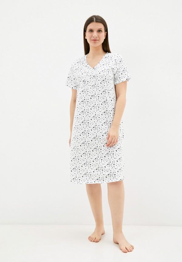 женское платье nymos, белое