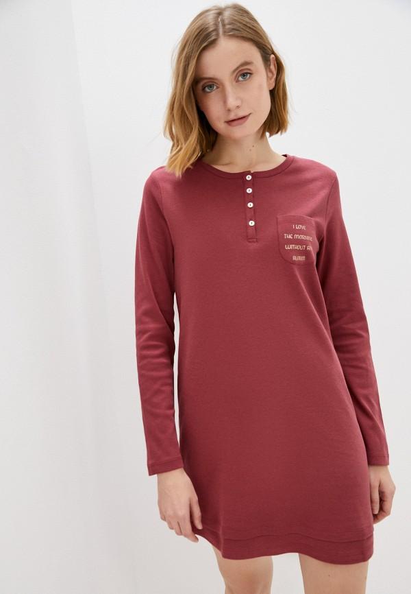 женское платье nymos, красное