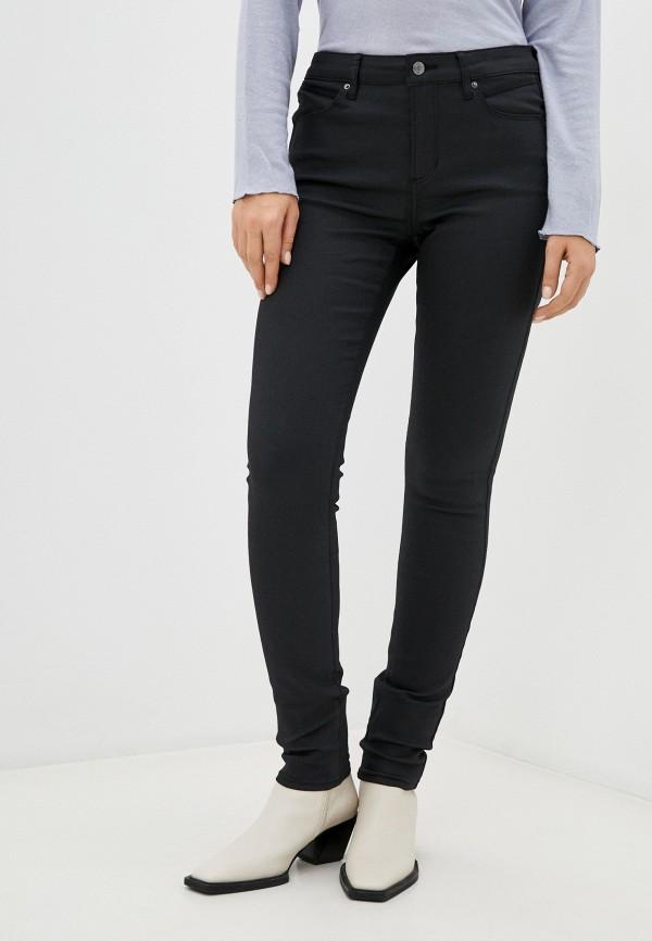 женские повседневные брюки s.oliver, черные