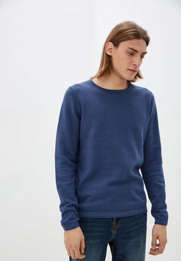 мужской джемпер s.oliver, синий