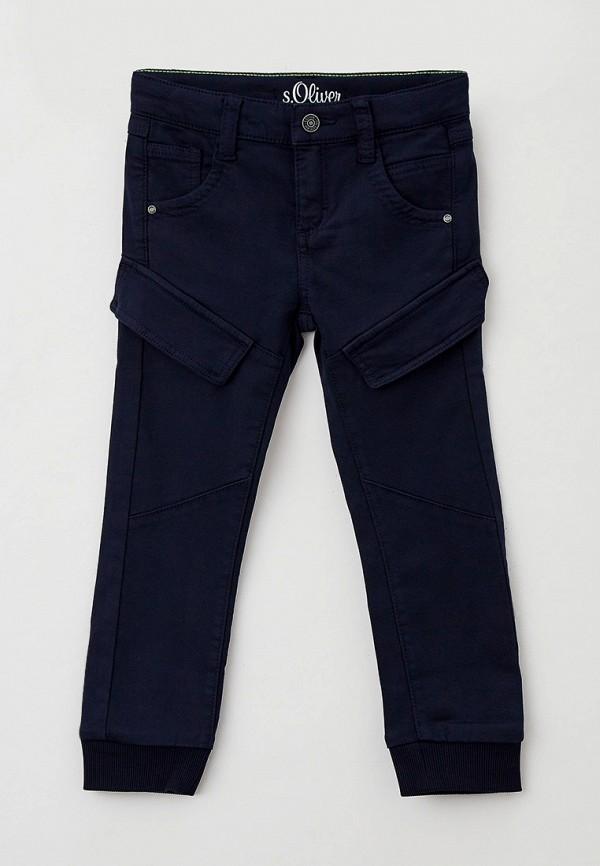 брюки s.oliver для мальчика, синие