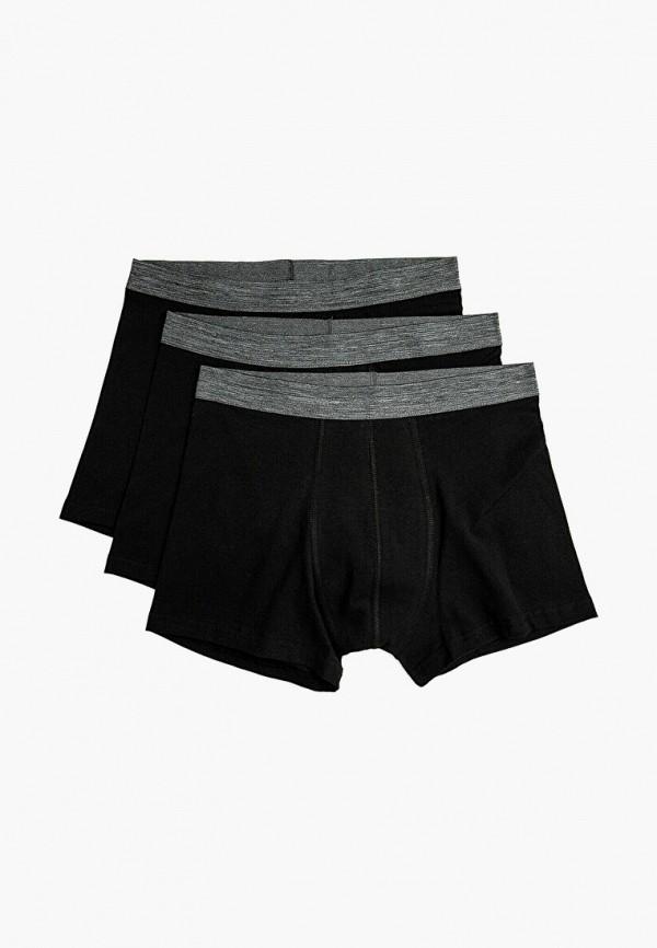 мужские трусы koton, черные