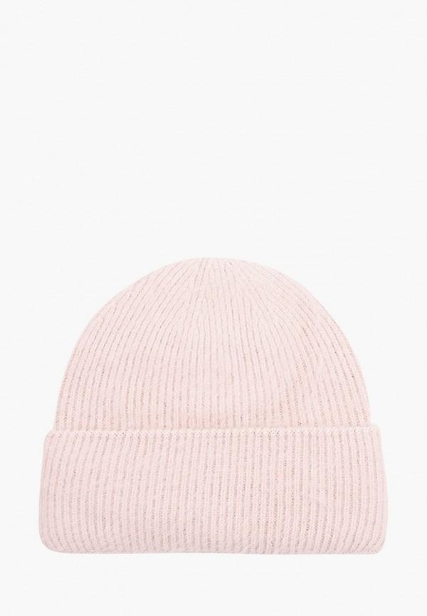 женская шапка hatparad, розовая