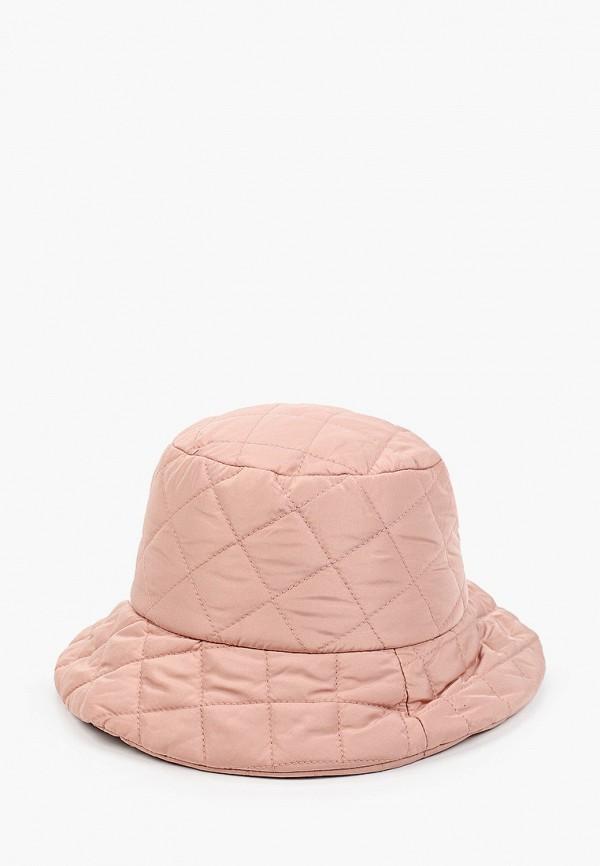 женская панама hatparad, розовая