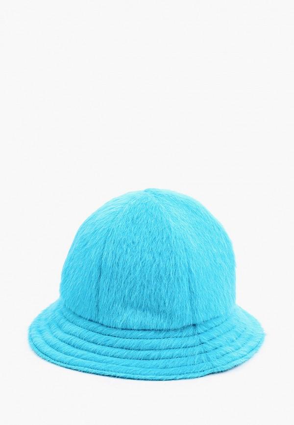 женская панама hatparad, голубая